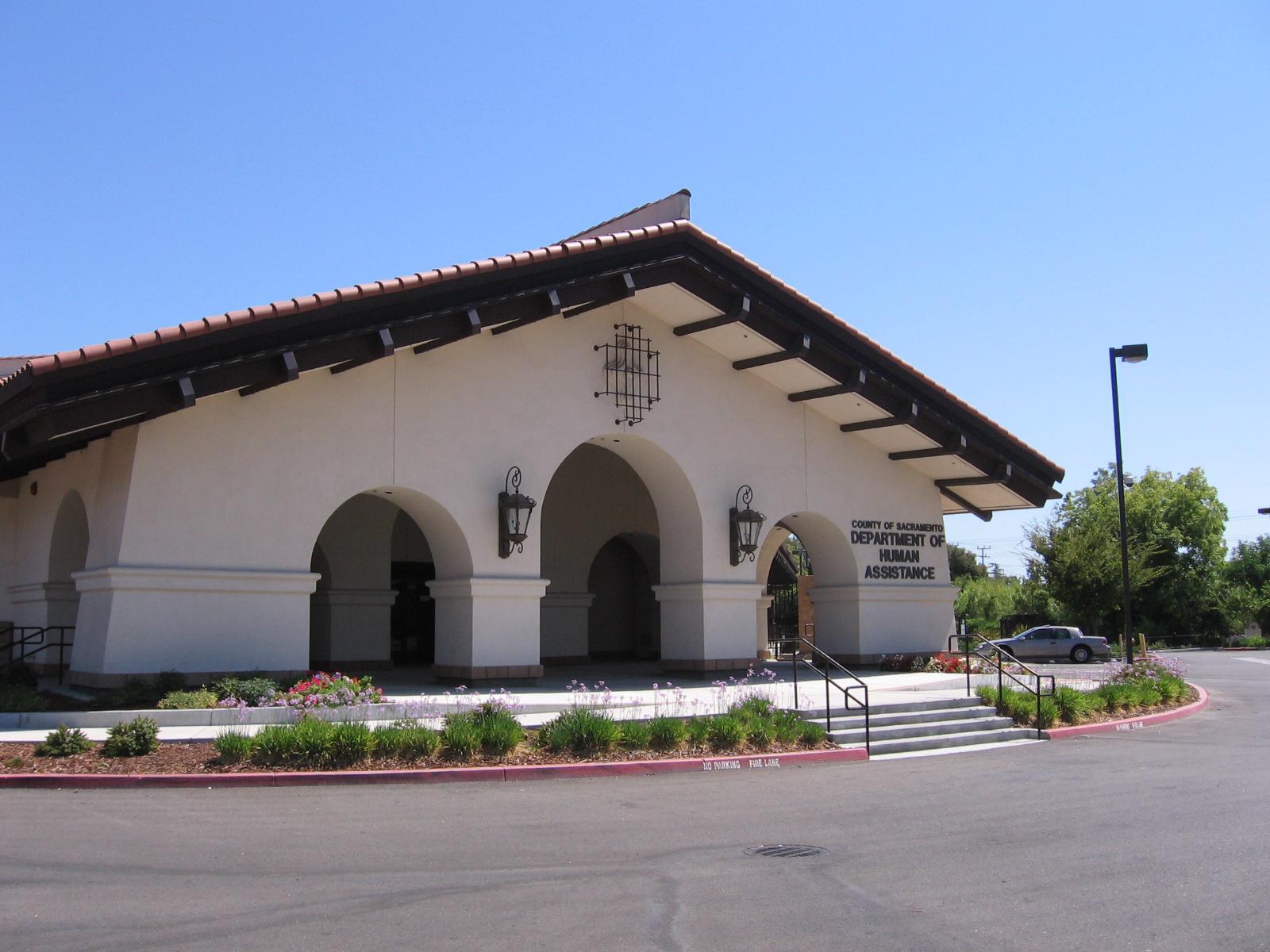 Department Of Human Assistance Sacramento Crm
